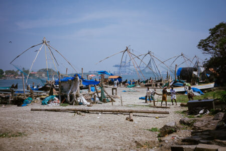 Fort Kochi and its Biennale