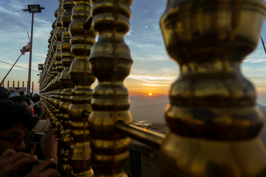 Adam's Peak Temple